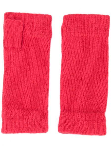 Z kaszmiru rękawiczki bez palców N.peal