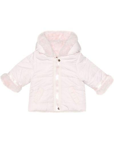 Куртка розовая плюшевая Tartine Et Chocolat