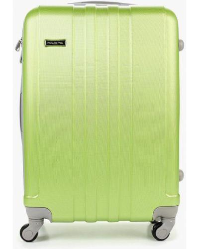 Зеленая дорожная сумка Polar