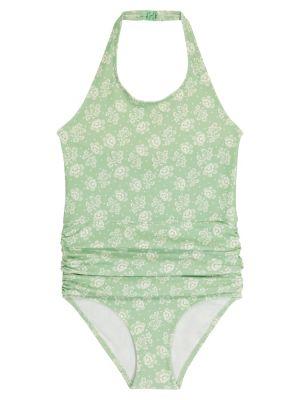 Zielony strój kąpielowy elegancki Caramel