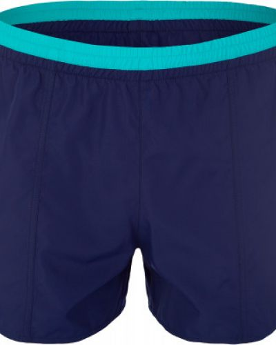 Плавки-боксеры синие с карманами Joss