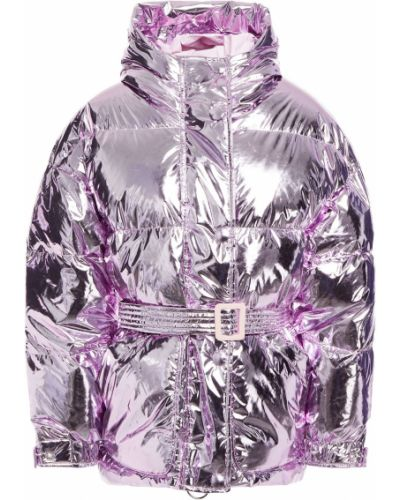 Стеганая куртка - сиреневая Ienki Ienki