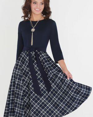 Платье в клетку платье-сарафан Dstrend