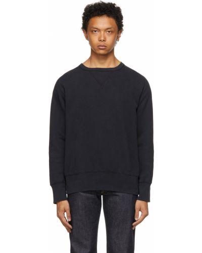 Черный хлопковый свитшот Levi's Vintage Clothing