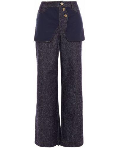 Джинсовые джинсы Rejina Pyo