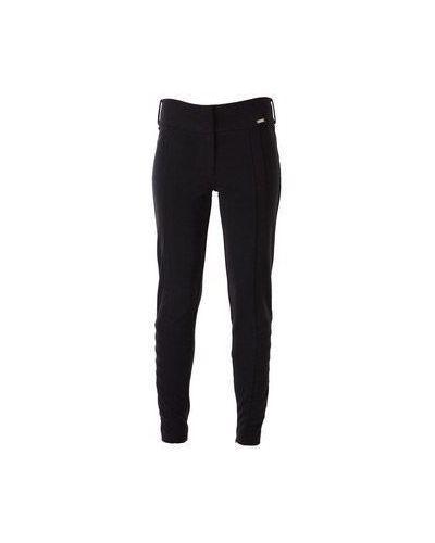 Черные летние брюки Just Cavalli
