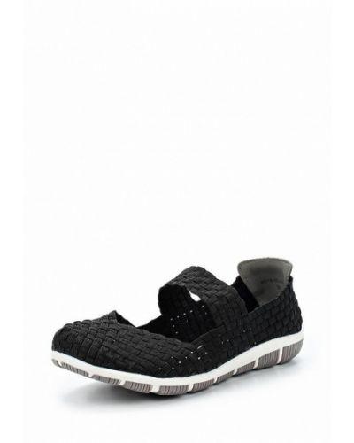Черные спортивные сандалии Destra
