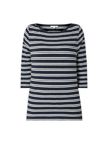 Niebieska bluzka w paski Christian Berg Women