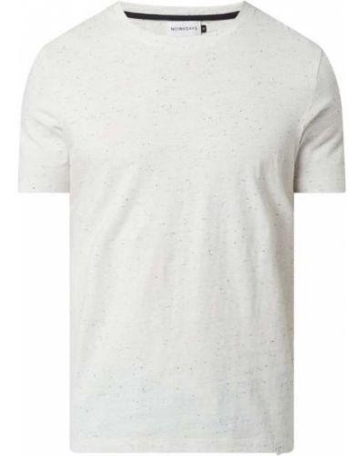 Biały t-shirt bawełniany Nowadays