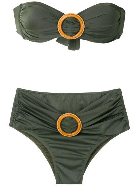 Бикини - зеленый Brigitte