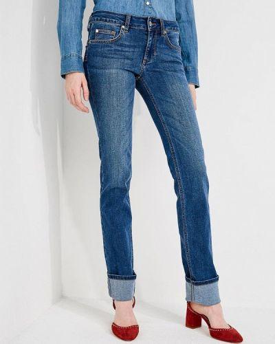 Синие прямые джинсы Liu Jo Jeans