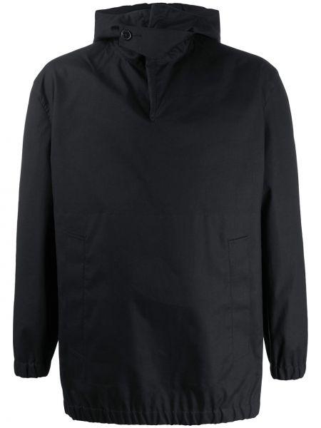Куртка с высоким воротником - черная Mackintosh