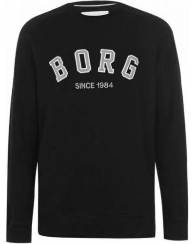 Спортивный свитер - черный Bjorn Borg