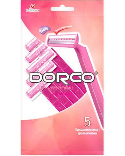 Бритва в полоску Dorco