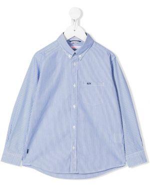 Классическая рубашка на пуговицах Sun 68