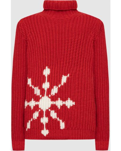 Кашемировый свитер - красный Loro Piana