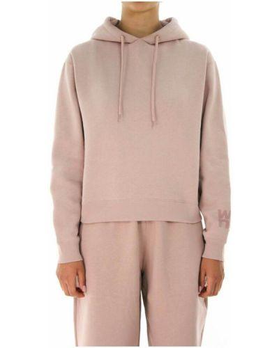 Sweter - różowy Alexander Wang
