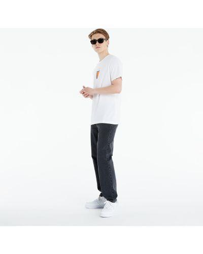 Biały brelok Jordan