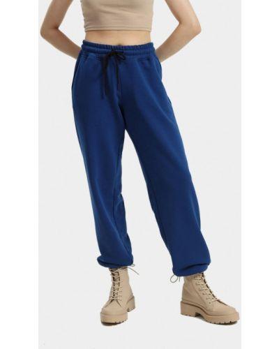 Спортивные брюки - синие Lezzarine
