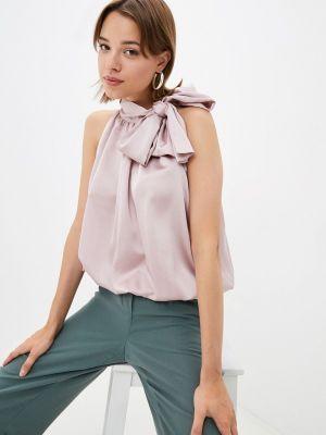 Розовая блузка осенняя Zibi London
