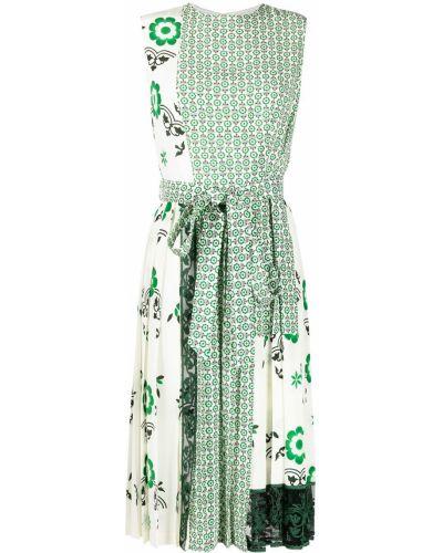 Sukienka bez rękawów Ermanno Scervino