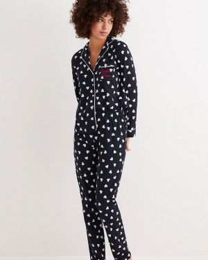 Пижама пижамный черная Women'secret