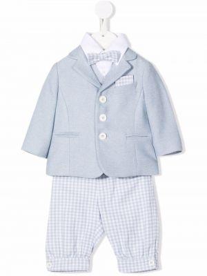 Niebieski dres bawełniany Colorichiari