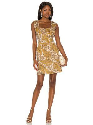 Sukienka mini bawełniana Minkpink