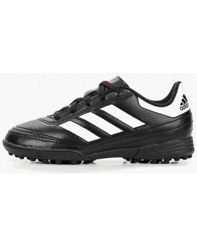 Бутсы кожаный искусственный Adidas