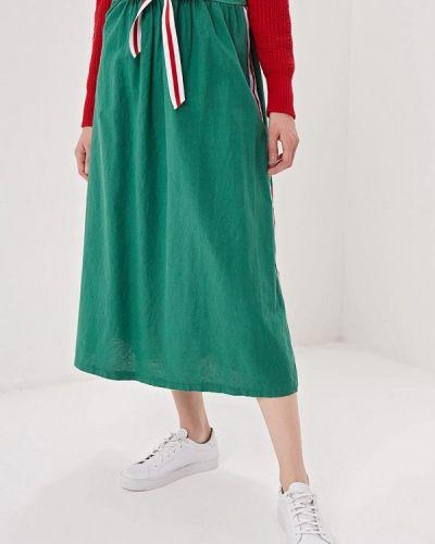 Юбка итальянский зеленый Perfect J