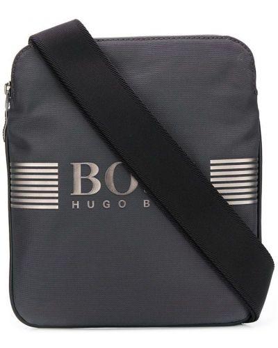 Сумка на плечо - серая Boss Hugo Boss