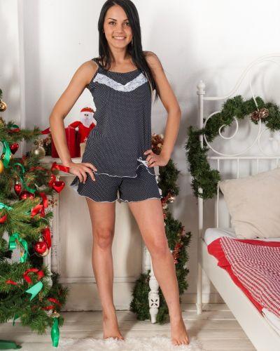 Пижамная домашняя пижама Lena Basco