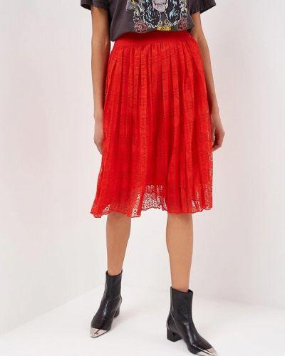 Юбка красный Brigitte Bardot