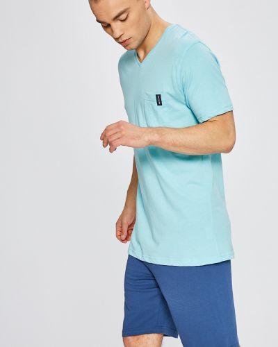Голубая пижама Tom Tailor Denim