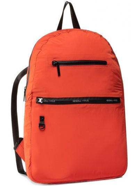 Plecak - pomarańczowy Kendall + Kylie