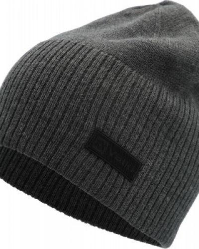 Серая акриловая шапка VÖlkl