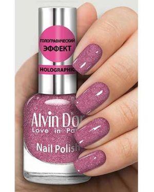 Лак для волос фиолетовый Alvin D'or