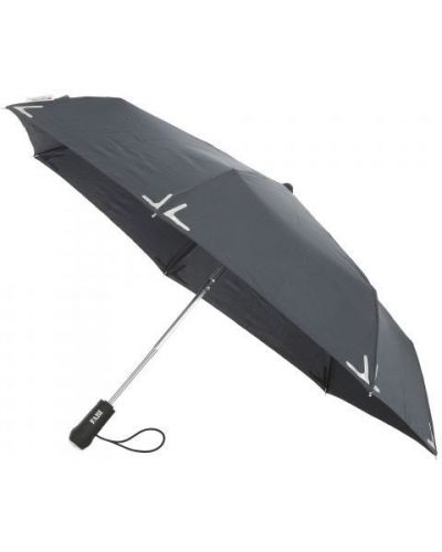 Зонт черный Fabi