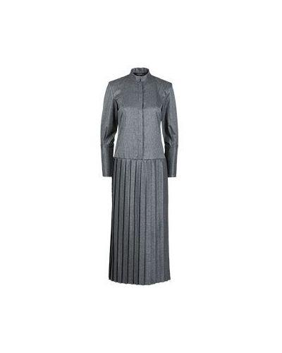 Деловое платье серое Alter Ego
