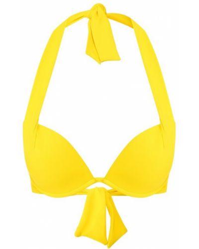 Купальник с завязками - желтый Ritratti Milano