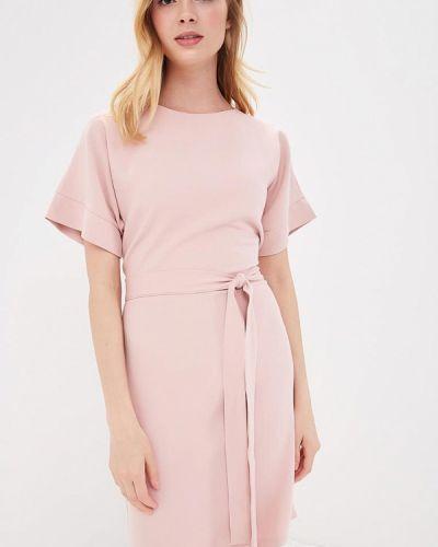 Платье розовое польское Stylove