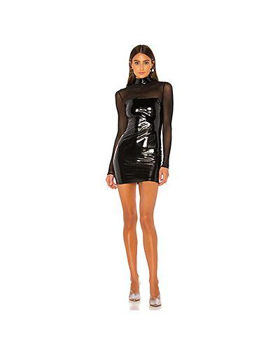 Платье мини со вставками на молнии Superdown