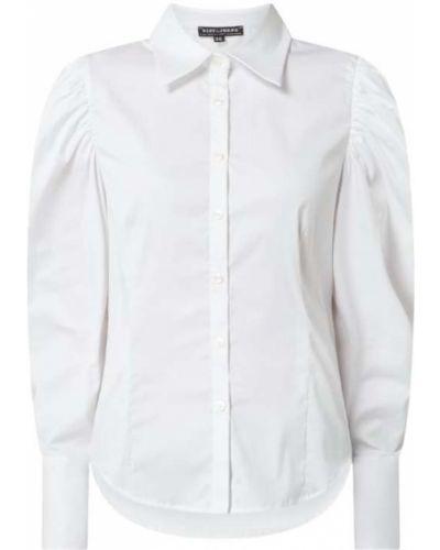 Biała bluzka bawełniana Risy & Jerfs
