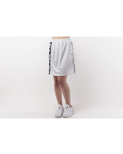 Biała spódnica Fila