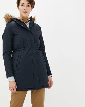 Утепленная куртка демисезонная осенняя Lacoste
