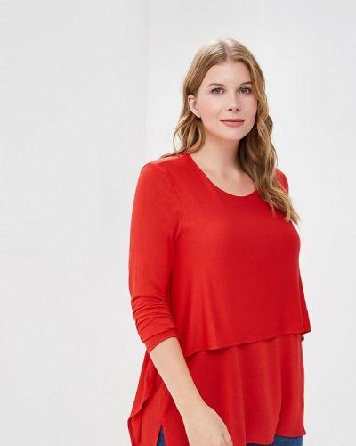 Красная футболка Evans