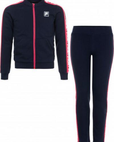 Спортивный костюм с карманами с капюшоном Fila