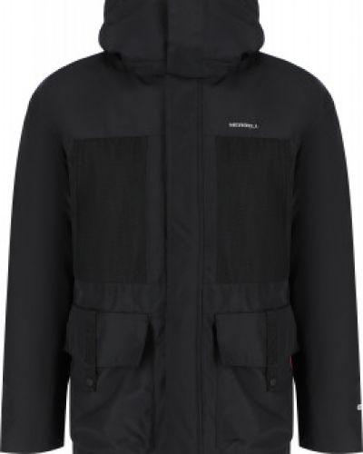 Черная куртка осенняя Merrell