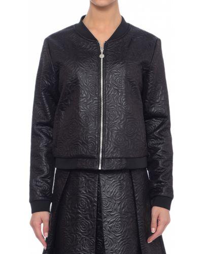 Куртка весенняя черная Anonyme