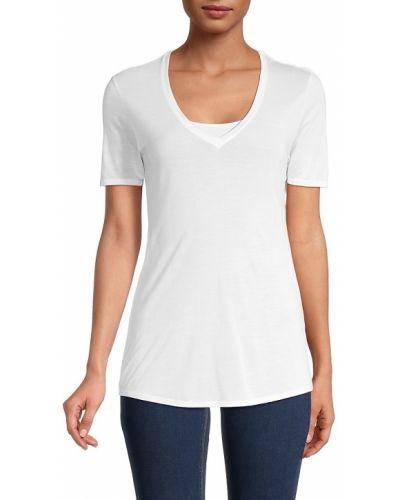 T-shirt krótki rękaw - biała Helmut Lang